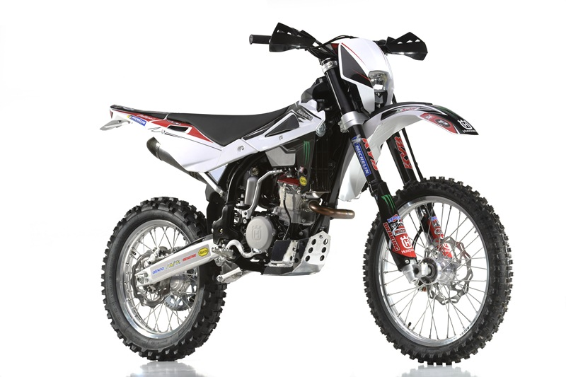 Husqvarna Racing Kit for Enduro and MotoCross models - 10