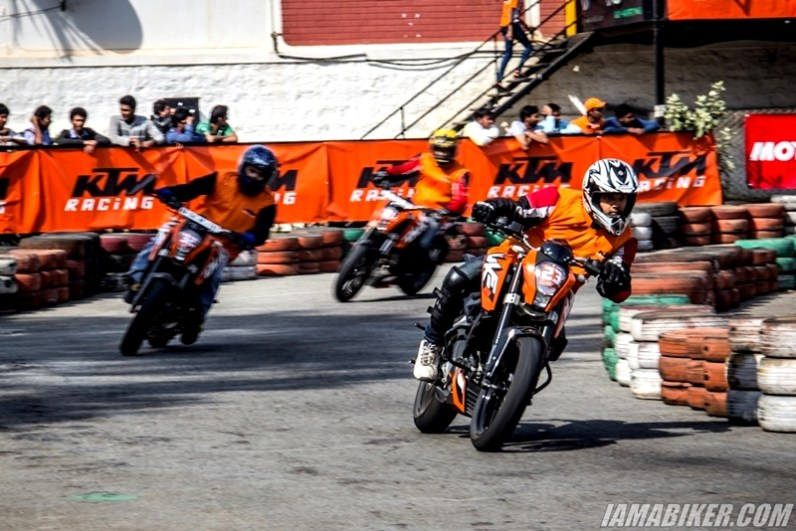 KTM Orange Day bangalore photographs - 06