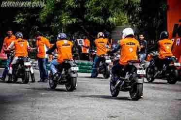 KTM Orange Day bangalore photographs - 10
