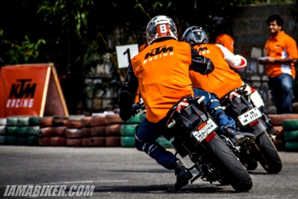 KTM Orange Day bangalore photographs - 13