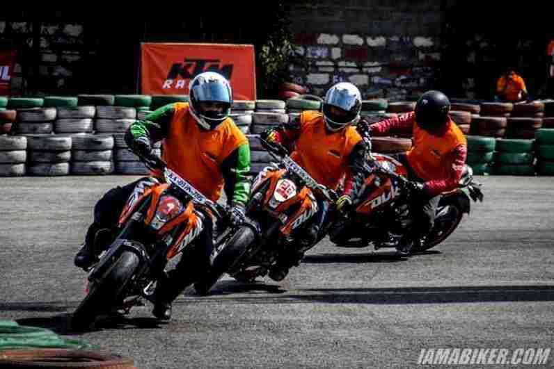 KTM Orange Day bangalore photographs - 16