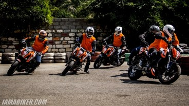 KTM Orange Day bangalore photographs - 17