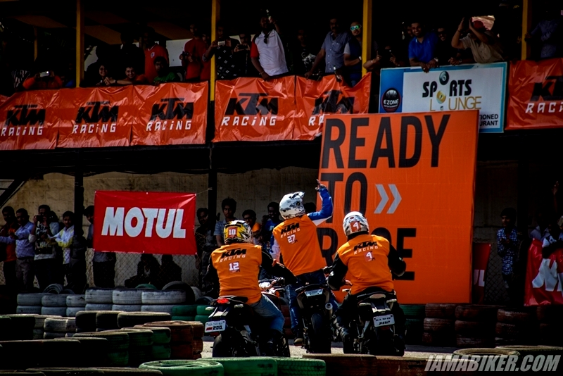 KTM Orange Day bangalore photographs - 24