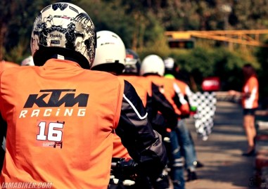 KTM Orange Day bangalore photographs - 38