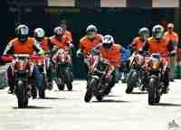 KTM Orange Day bangalore photographs - 40
