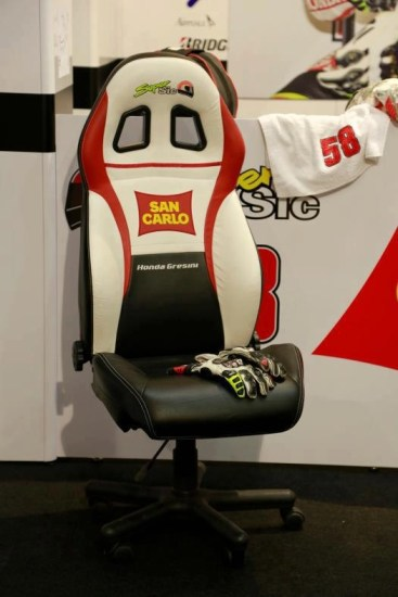 Marco Simoncelli memorial and exhibition - 15