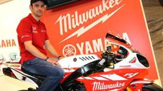 William Dunlop Milwaukee Yamaha Team 2013 IOMTT