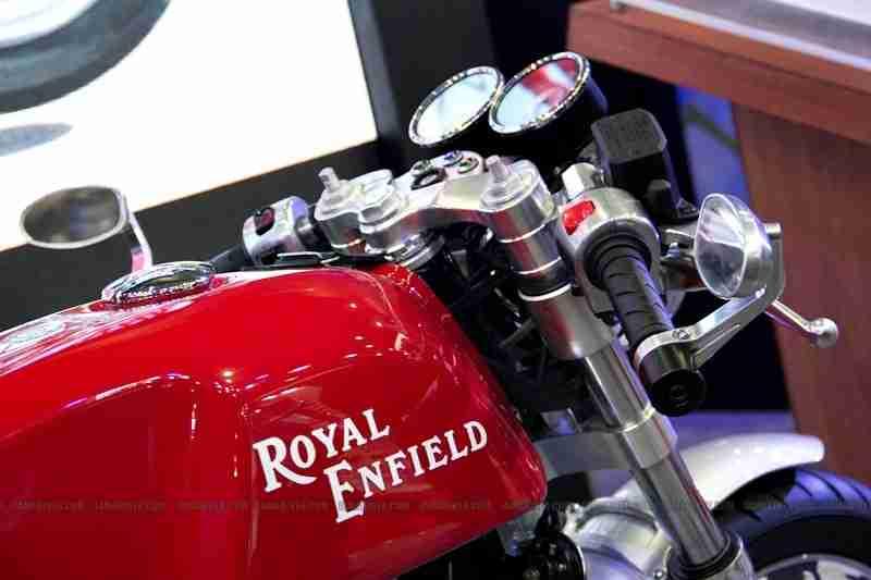 royal enfield cafe racer 535 - 04