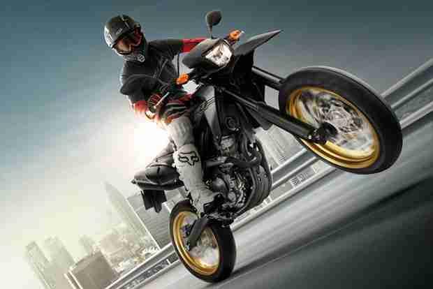 2013 Honda CRF250M unveiled