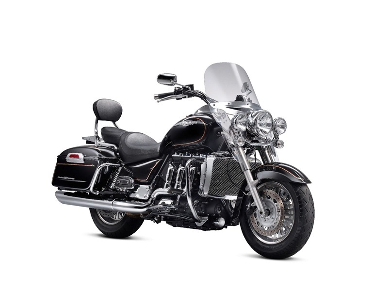 2013 Triumph Rocket III Roadster and Touring - 01