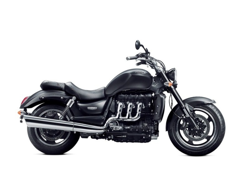 2013 Triumph Rocket III Roadster and Touring - 03
