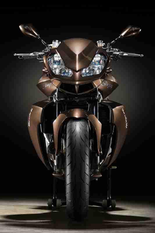 Aprilia Tuono Stingray by Vilner Custom - 12