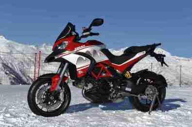 Ducati Multistrada 1200S Dolomites Peak - 03
