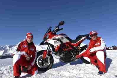 Ducati Multistrada 1200S Dolomites Peak - 11