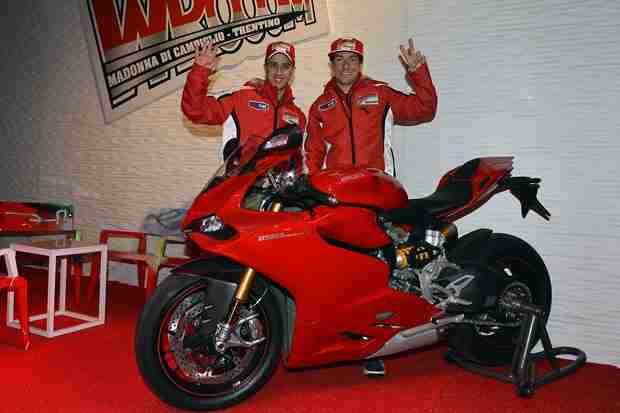 Ducati Wrooom 2013 kicks off