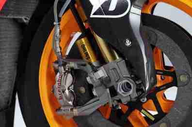 Honda RC213V specifications - 25