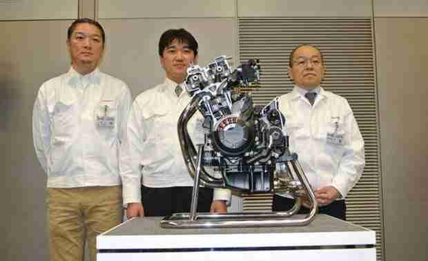 Honda new 400cc engine unveiled