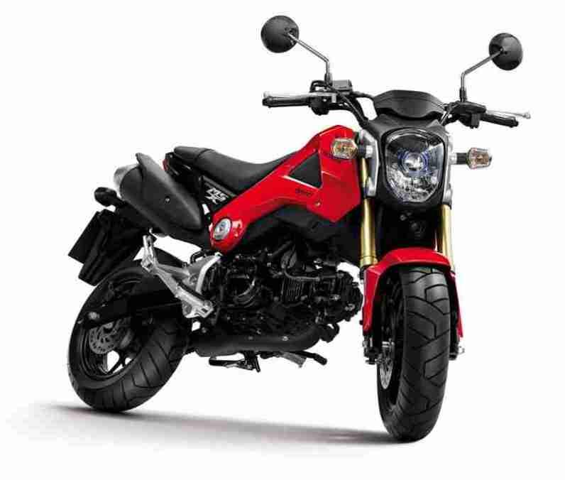 New Honda MSX125 - 01
