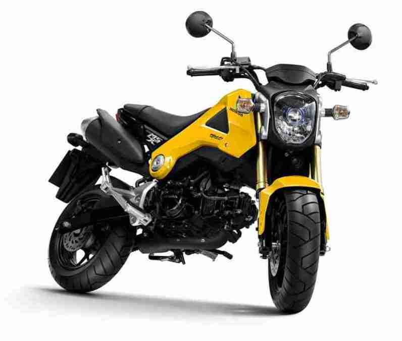 New Honda MSX125 - 02