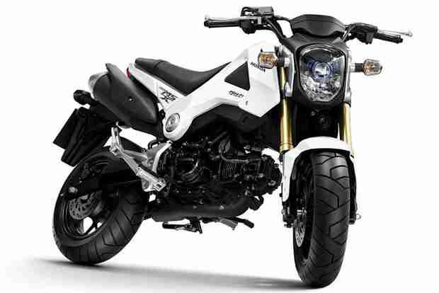 New Honda MSX125 announced