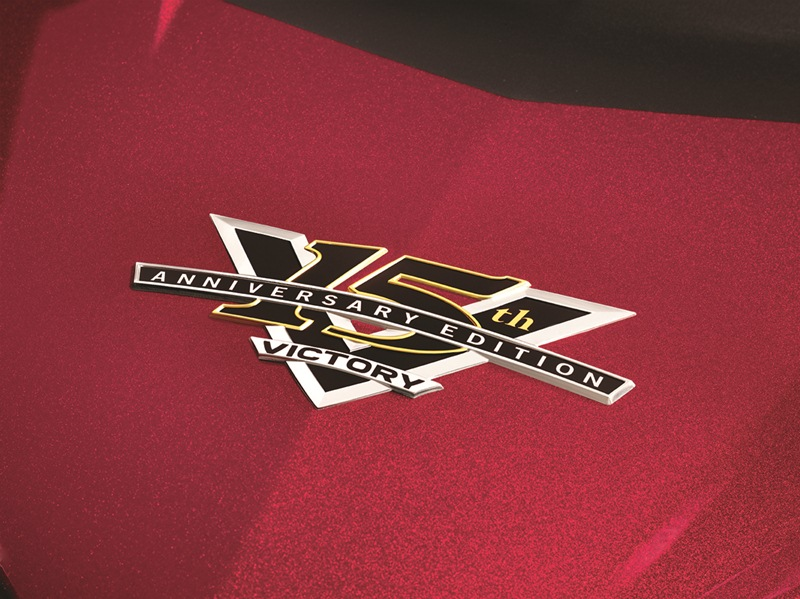 Victory Cross Country Tour Limited Edition for 15th Anniversary - 09
