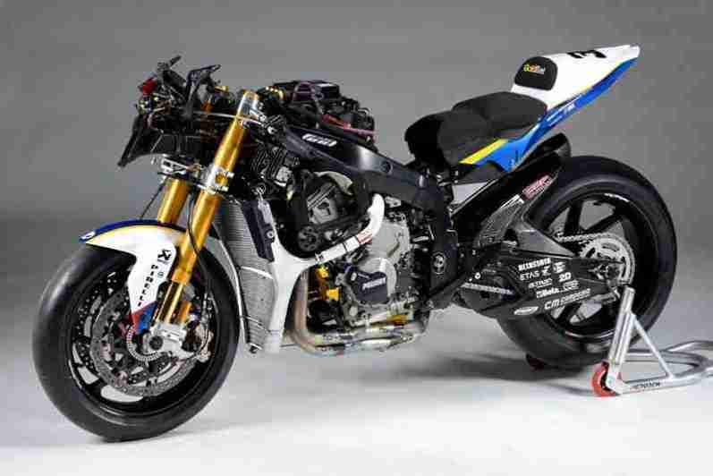2013 BMW Motorrad GoldBet S1000RR - 01