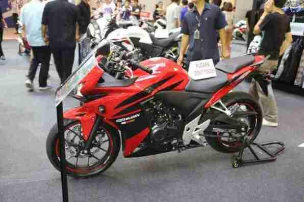 2013 Bangkok Motorbike Festival photographs - 03