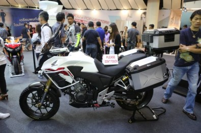 2013 Bangkok Motorbike Festival photographs - 05
