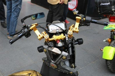 2013 Bangkok Motorbike Festival photographs - 11