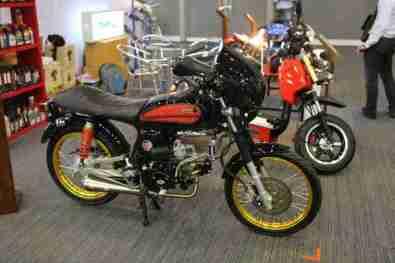 2013 Bangkok Motorbike Festival photographs - 12