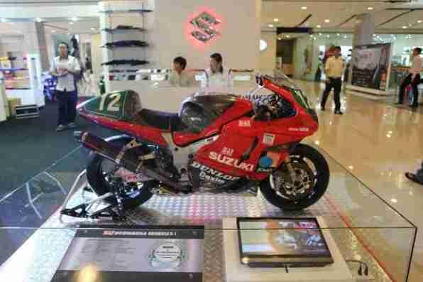 2013 Bangkok Motorbike Festival photographs - 14