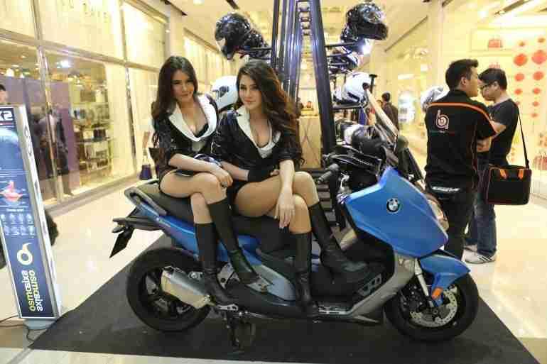2013 Bangkok Motorbike Festival photographs - 34