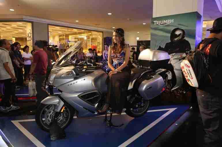 2013 Bangkok Motorbike Festival photographs - 38