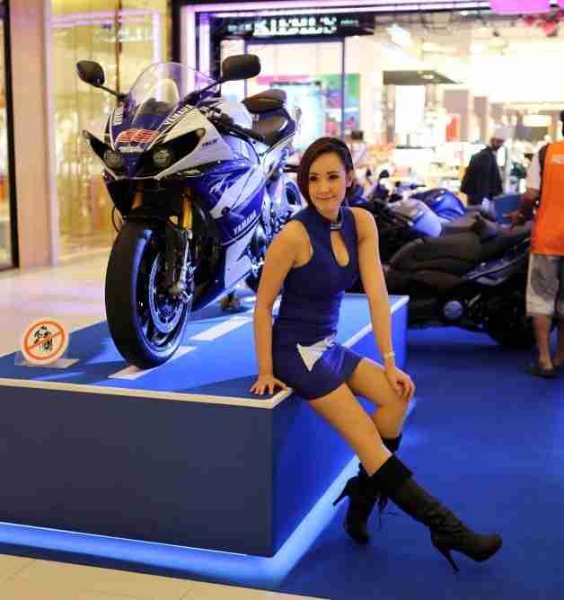 2013 Bangkok Motorbike Festival photographs - 41