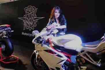 2013 Bangkok Motorbike Festival photographs - 49