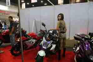 2013 Bangkok Motorbike Festival photographs - 51