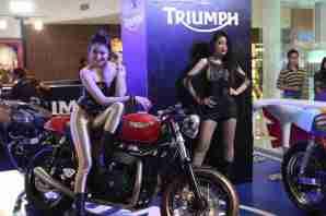 2013 Bangkok Motorbike Festival photographs - 52