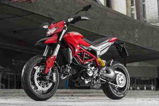 Ducati Hypermotard 2013 - 14