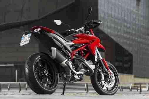 Ducati Hypermotard 2013 - 15