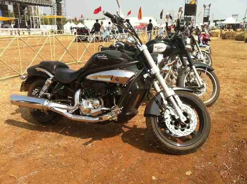 India Bike Week Photographs - 12