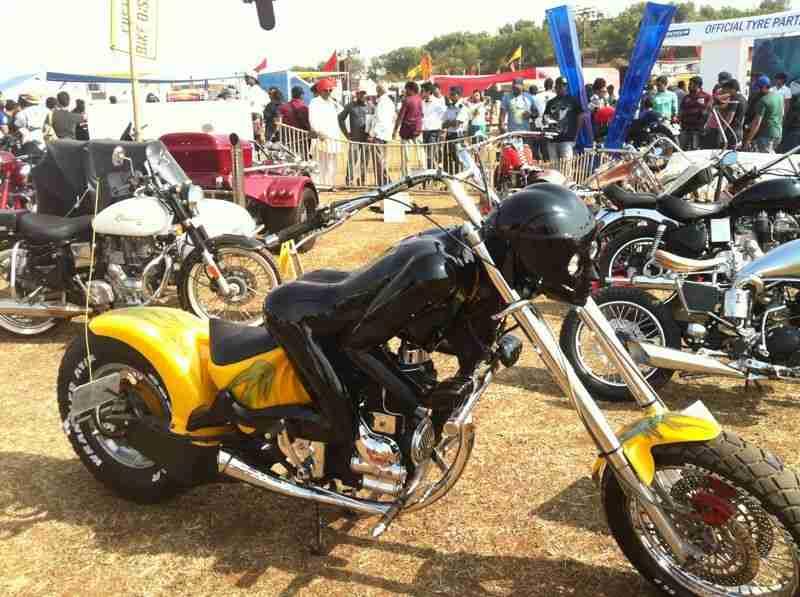 India Bike Week Photographs - 32