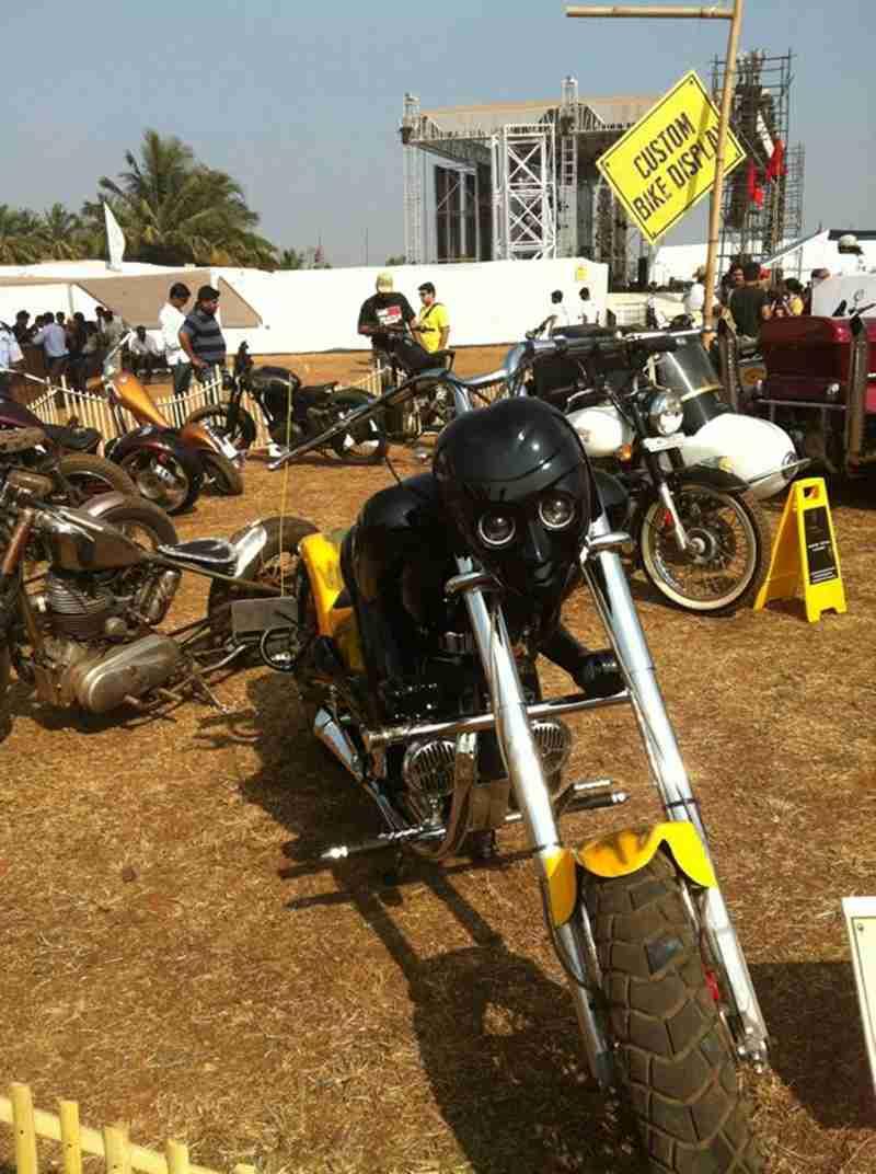 India Bike Week Photographs - 34