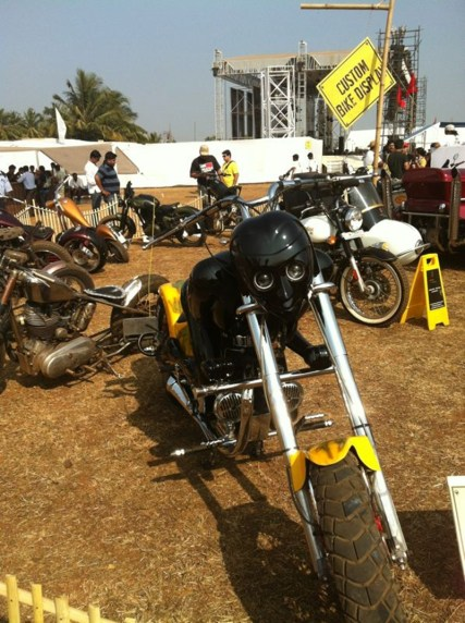 India Bike Week Photographs - 34