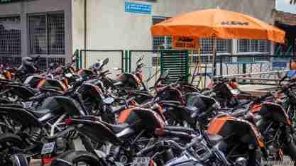 KTM Orange Ride Bangalore (80)