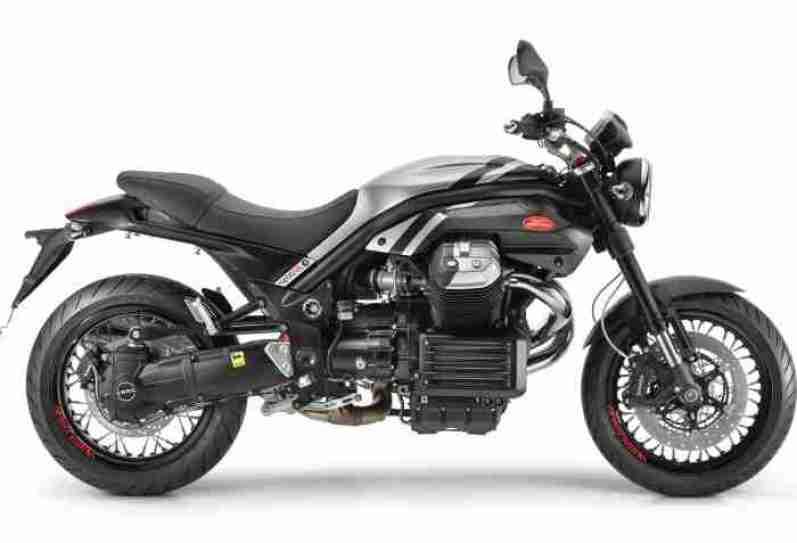 Moto Guzzi Griso 1200 8V India - 08