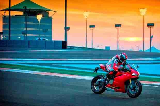 Panigale 1199 S - Ducati Riding Experience Abu Dhabi