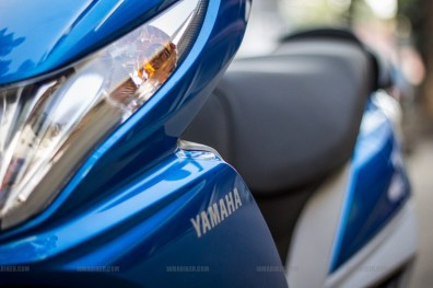Yamaha Ray scooter India - 34