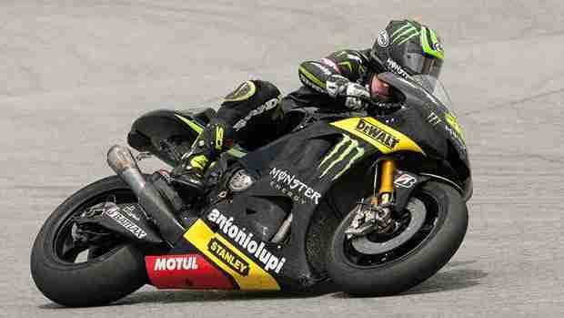 cal crutchlow Tech3 Yamaha Sepang day 2 MotoGP testing