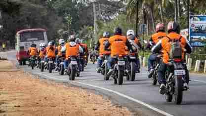 ktm orange ride bangalore to sangam (26)