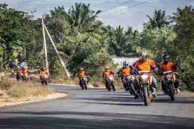 ktm orange ride bangalore to sangam (27)